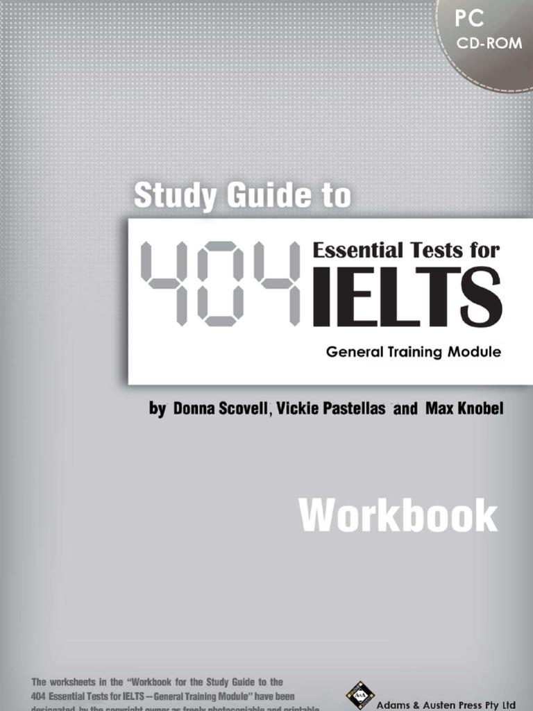 404 Study Guide Workbook - General English) | Robot | Technology