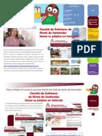 2°Cafeteando Ando Boletín informativo Noviembre 2011