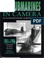 HM Submarines in Camera 1901-1996