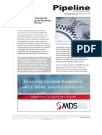 Removing BSS Complexity While Enhancing the Business Customer Experience