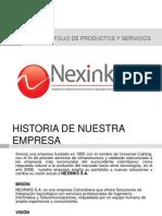 Portafolio Nexinks