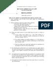 VAT Regulations