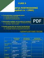 Curs 5 Geografia Postmodern A