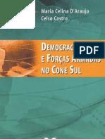 Democracia e Forças Armadas no Cone Sul