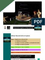Tutorial Registro Second Life 2011 Slactions