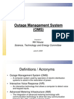 Outage Mgmt Sys