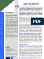 EU-funded MEDSTAT III newsletter
