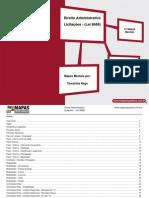 eBook-DirAdministrativo Lei8666 Licitacoes