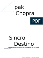 Sincrodestino chopra