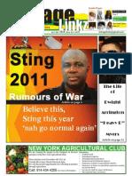 Linkage Linkz Newspaper vol1 Issue 2