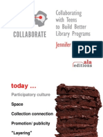 Collaborating with Teens to Build Better Library Programs Part 3