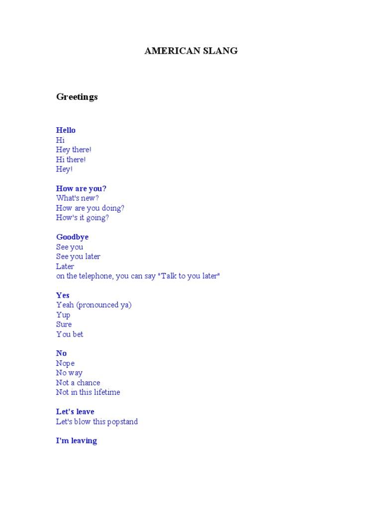 American Slang Linguistic Morphology Style Fiction