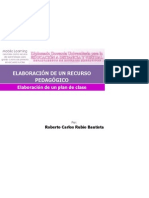 Recurso Pedagógico - Mobile Learning - Roberto Carlos Rubio Bautista