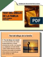 Ppt Test Familia