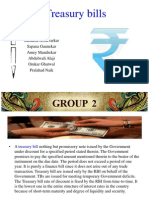 Treasury Bills IFM PPT by Group 2