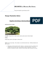 Horticulture Notes