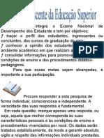 Questionário - EnADE
