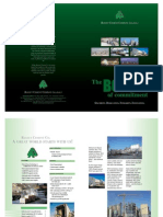 Marketng Brochure