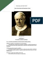 Catecismo de Sao Pio X