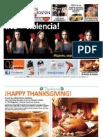 La Guia Boston November