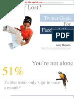Twitter Guide for Facebook User