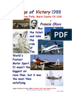 Wings of Victory Air Races 1988, at Hamilton Field, Marin County CA USA