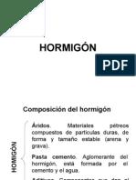 HORMIGÓN