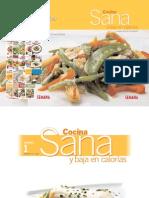 Cocina Sana y Ligera