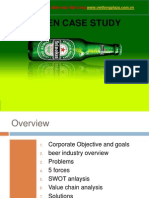 Heineken Case Study Business Analysis
