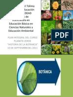 Presentacion Historia de La Botanica 16 Oct