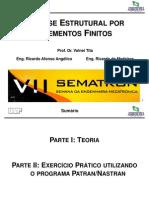 Curso de Modelagem MEF_SEMATRON_2011