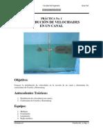practicas hidraulica II