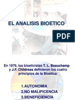 ANALISIS BIOETICO  clase 9-2