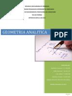 UNIDAD I- Geometría Analítica