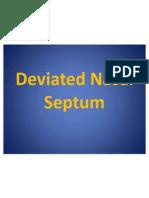 24857083 Deviated Nasal Septum
