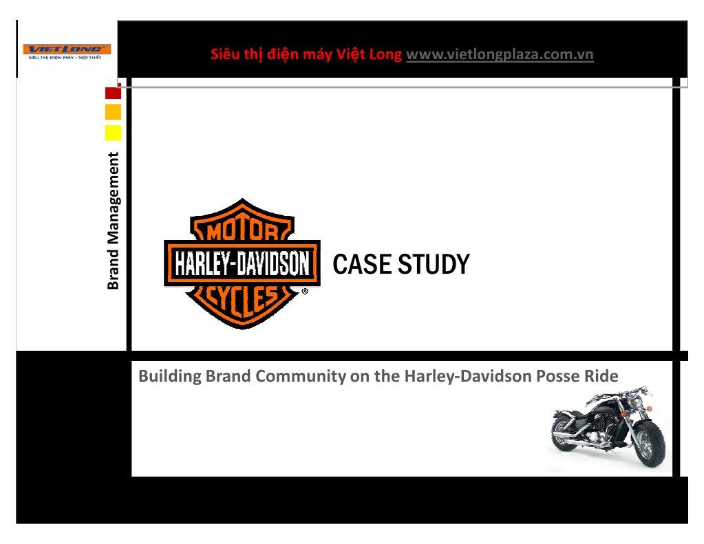 Building brand community on the harley davidson essay full 2 filmbay academics iv 41 html persuasive essay on legalization of marijuana