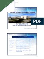 DEC Pump-Turbine Introduction