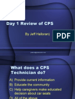 CPS Review for End of Day 1