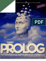 Turbo Prolog Owners Handbook