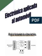 Electronic A Aplicada Automovil