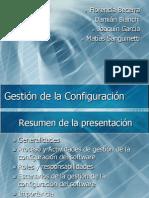 Gestión de Configuración