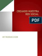 Creando Nuestra Red Social