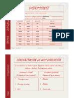 DISOLUCIONES. pulgas