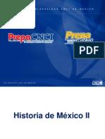 Material Didáctico - Historía de México II