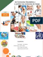 Modelos de Conductas Saludables y Estrategias Para Cambiar Equipo 4