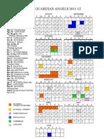 Calendar Ga 11-12