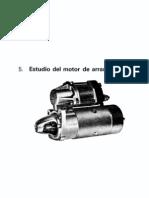 5 - Curso de Electric Id Ad Del Automovil - Estudio Del Motor de Arranque