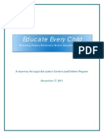 Educate Every Child Report