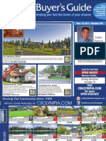 Coldwell Banker Olympia Real Estate Buyers Guide November 19th 2011