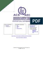 Acs-Aec Statistical Database 2004